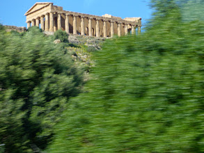 Photo: Temple of Concordia, seen from the road below