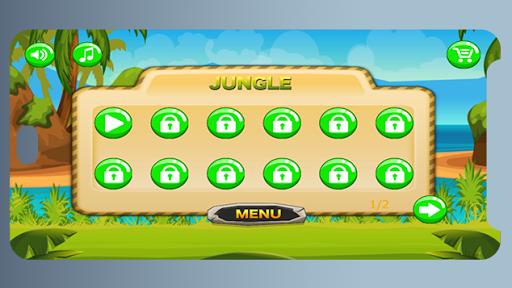 Super Monkey Run: Jungle Adventure Game 3.1 screenshots 3