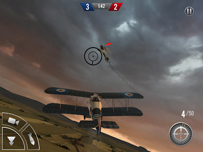 Ace Academy: Black Flight screenshot