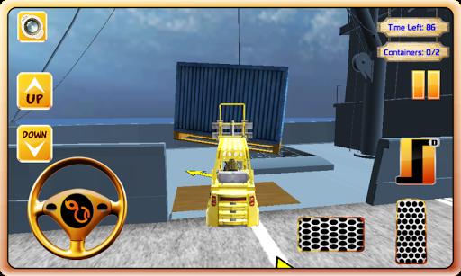 玩免費模擬APP 下載叉車裝船機 app不用錢 硬是要APP