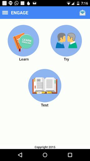 Engage - Learn English beta