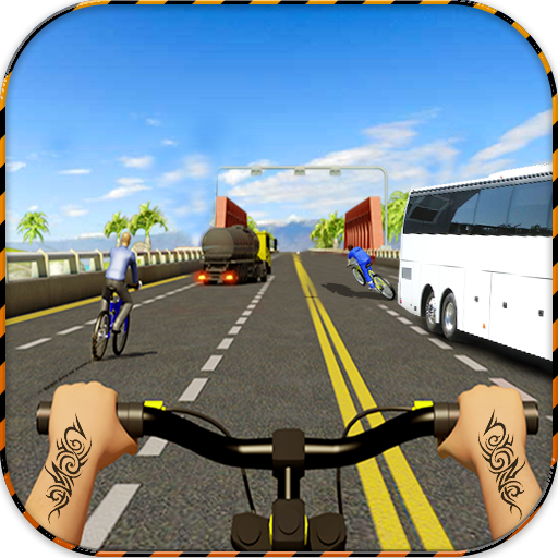 Real Bicycle Knockout Racing Challenge
