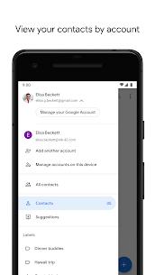 Google Contacts Mod 3.3.3.226019458 Apk [Unlocked] 4
