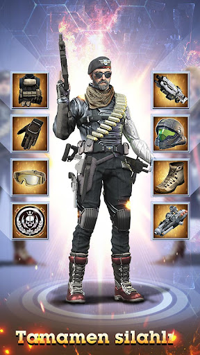 Warfare Strike:Ghost Recon 2.3.8 screenshots 17