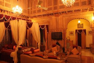 Photo: Maharaja suite