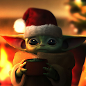 Cute Baby Yoda Wallpapers icon
