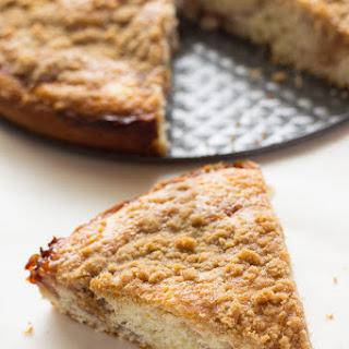 Strawberry Jam Crumb Cake Recipe