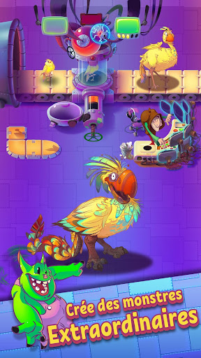 Code Triche Idle Monster Factory apk mod screenshots 3