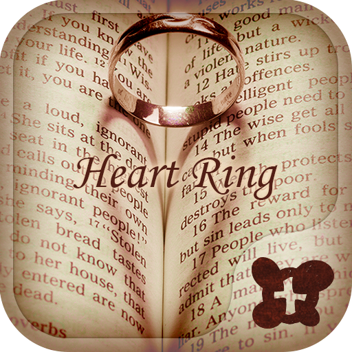 Marriage wallpaper-Heart Ring- Icon