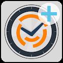 Market 24h Clock+ icon