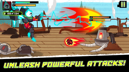 Ben 10 Omnitrix Hero [Mod] Apk - Anh hùng ben 10