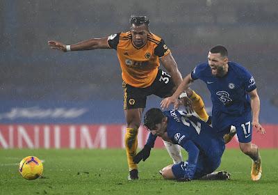 Geen eerste overwinning voor Tuchel met Chelsea na gelijkspel tegen Wolverhampton - de hand van Tuchel was wel meteen zichtbaar