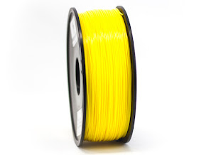 Yellow ABS Filament - 1.75mm