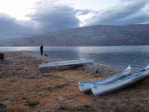 Photo: Greenland - View from the Canoe Centre