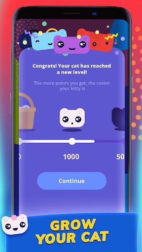 CATRIS - Merge Cat | Kitty Merging Game apkpoly screenshots 5