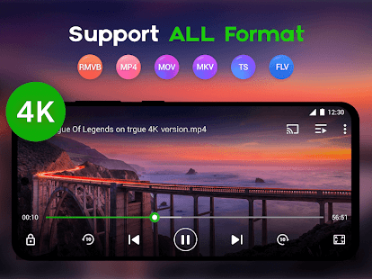 Video Player All Format мод