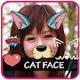 Cat Face Editor Photo APK icon