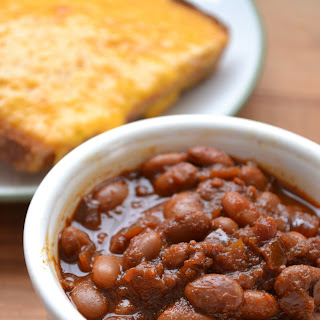 Baked Beans Rice Recipes.
