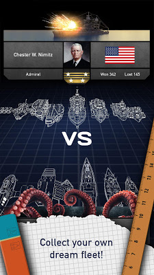 Battleships - Fleet Battle - screenshot