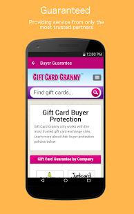 Gift Card Granny- screenshot thumbnail
