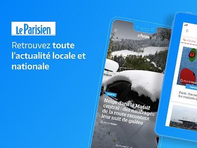 Le Parisien, actualités France 7.1.2 (Subscribed)