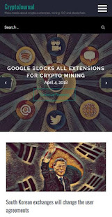 [Download CryptoJournal for PC] Screenshot 1