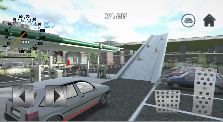 Realistic Car Parking Game HD- screenshot thumbnail
