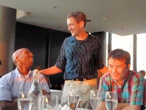 "Photo: Bigelow group ""family reunion"" at DAMOP meeting"