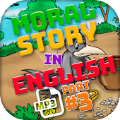 Moral Story in English stories audio offline