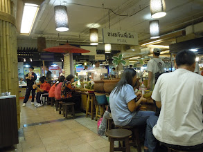 Photo: At khao soi place in Chiang Mai