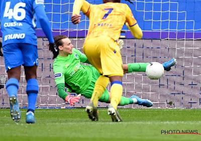 """🎥 Deuxième clean sheet pour Vandevoordt : """"J'espère que je peux encore aller à Saint-Trond"""""""