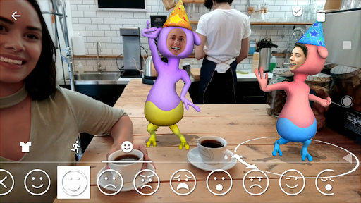 AR effect 4.5.14 screenshots 1
