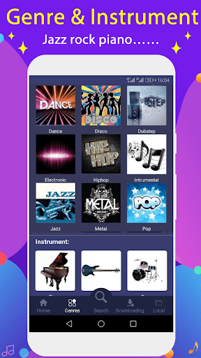 Free Music Download + Mp3 Music Downloader + Songs screenshot 6