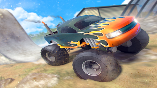 RC Monster Truck Simulator  screenshots 24