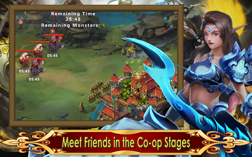 Hero Legion Online - 3D Tactical Action MMO RPG 1.0.1 {cheat|hack|gameplay|apk mod|resources generator} 4