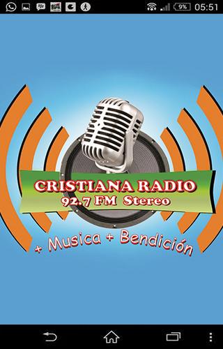 Cristiana Radio 92.7 FM