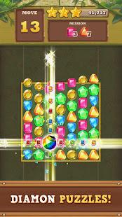 Jewels Classic - Jewels Crush Legend Match 3