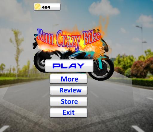 Run Crazy Bike 1.2 androidappsheaven.com 1