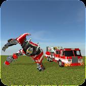 Tải Robot Firetruck APK