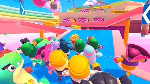 Fall Guys Game knockout Walkthrough screenshot 4