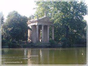 Photo: Jardines de Villa Borghese ( Roma) http://www.viajesenfamilia.it/