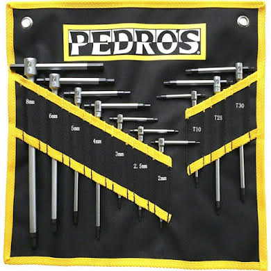 Pedro's Master T Handle Set with Pouch