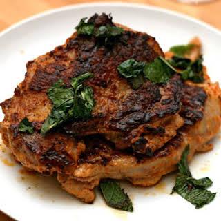 Harissa and Yogurt-Marinated Chicken.