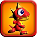 Dinosaur Run – Race Master icon