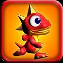 Dinosaur Run – Race Master icon