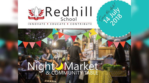 Night Market & Community Table : Redhill School