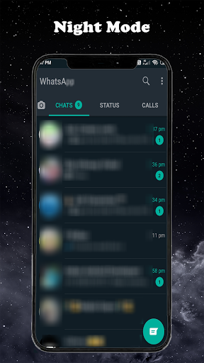 Dark Mode for Whatapp ss3