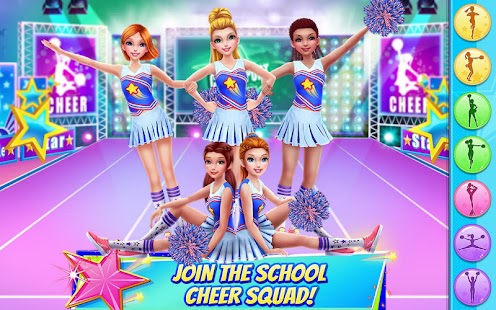 Cheerleader Dance Off Squad for pc