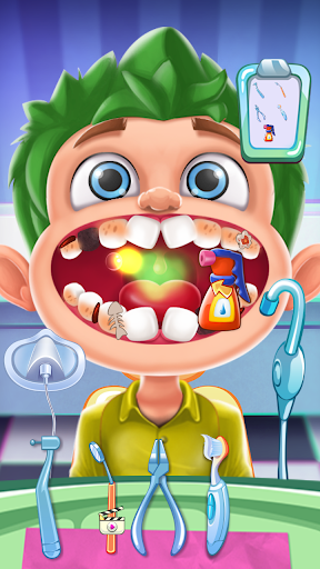 Dental Games For Kids 1.1 {cheat|hack|gameplay|apk mod|resources generator} 5