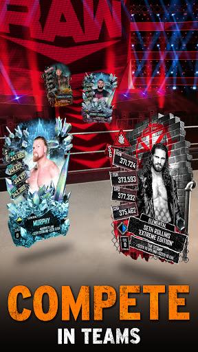 WWE SuperCard u2013 Multiplayer Card Battle Game apktram screenshots 4